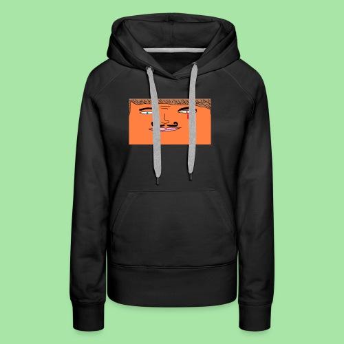 MOL-BOI - Sweat-shirt à capuche Premium pour femmes