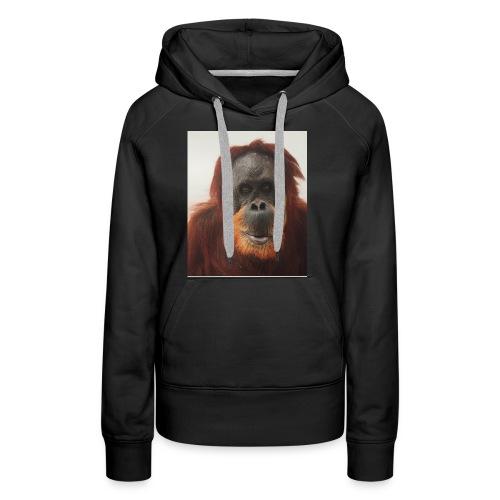Le sage - Sweat-shirt à capuche Premium pour femmes