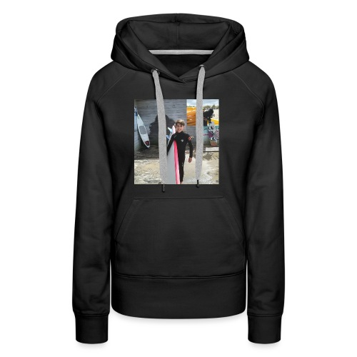 ik t -shirt - Vrouwen Premium hoodie