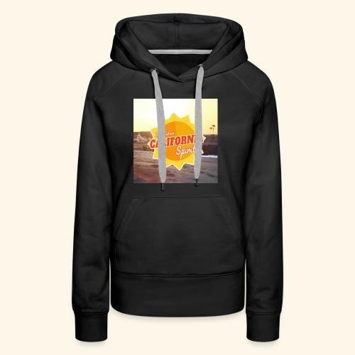 SunRise - Sweat-shirt à capuche Premium pour femmes