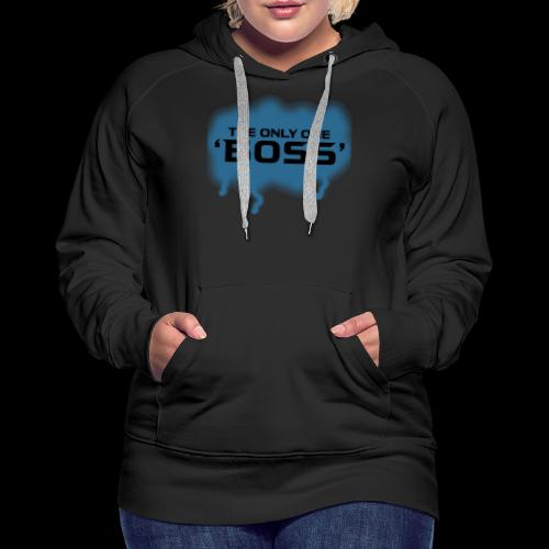 the only one BOSS - Frauen Premium Hoodie