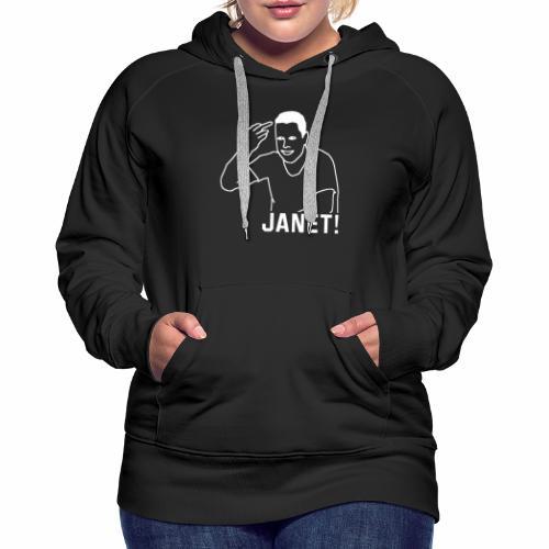 Frank The Tank - Vrouwen Premium hoodie