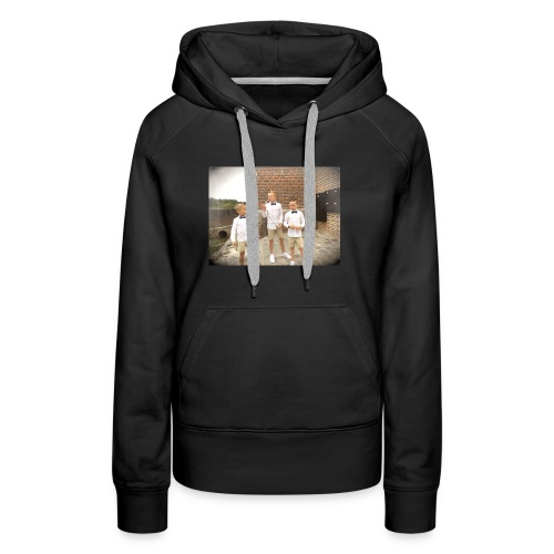 bane - Vrouwen Premium hoodie