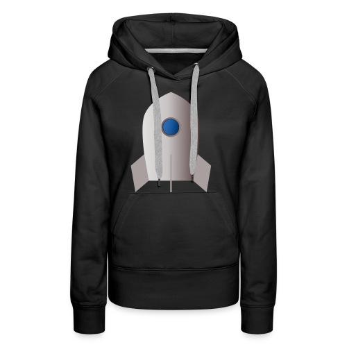 SpaceBullet - Sweat-shirt à capuche Premium pour femmes