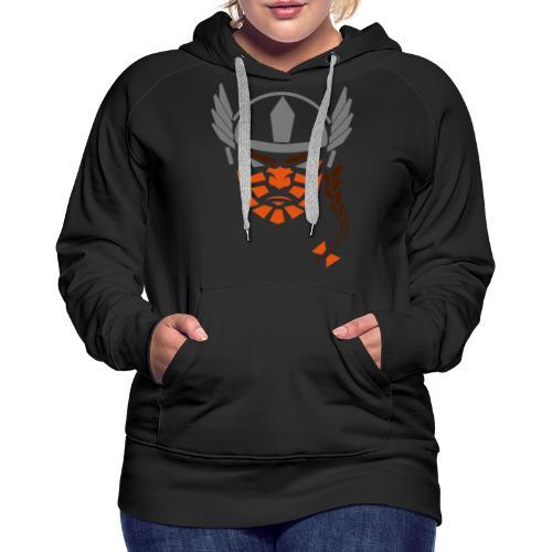 vrouwviking - Vrouwen Premium hoodie