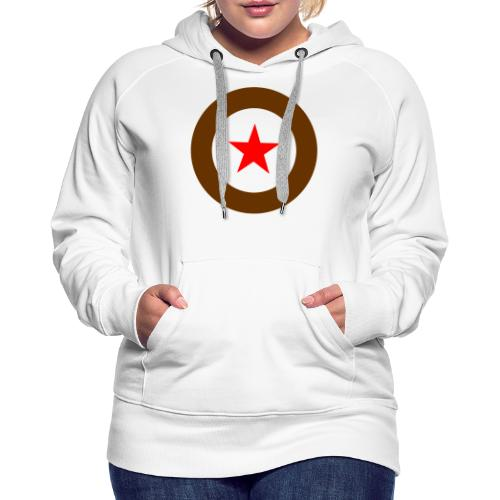 STAR - Frauen Premium Hoodie