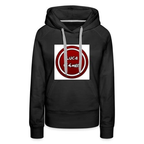Lucag4mer - Sweat-shirt à capuche Premium pour femmes