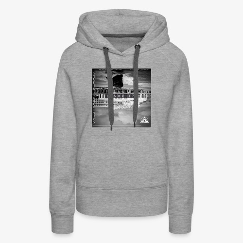 PERCEPTON BIARRITZ - PERCEPTION CLOTHING - Sweat-shirt à capuche Premium pour femmes