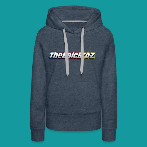TheEpicBroz - Vrouwen Premium hoodie