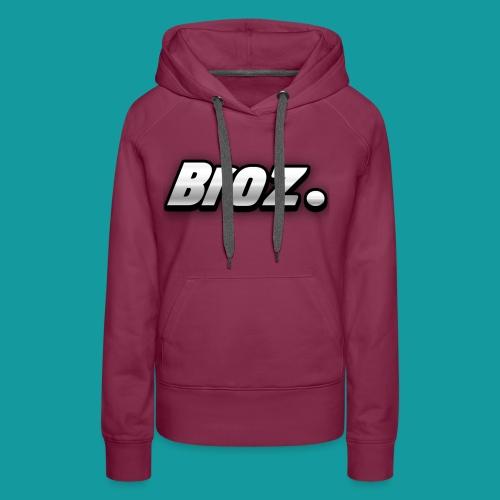 Broz. - Vrouwen Premium hoodie
