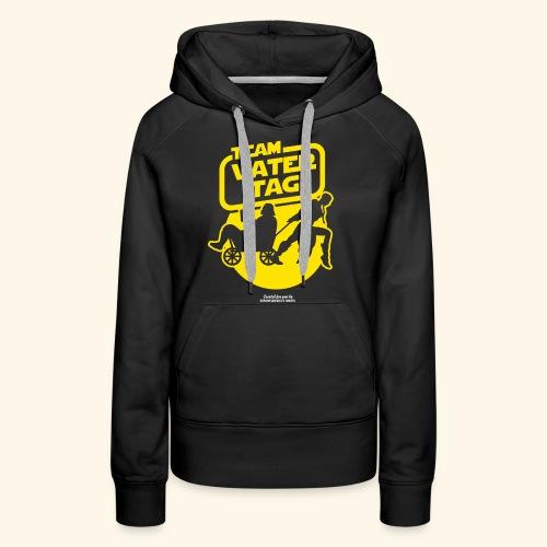 Vatertags T Shirt Team Vatertag - Frauen Premium Hoodie