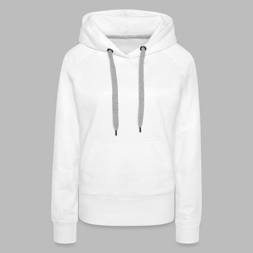 KKK-Logo-vektor - Frauen Premium Hoodie