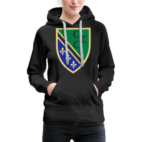 sandzak_emblem - Frauen Premium Hoodie