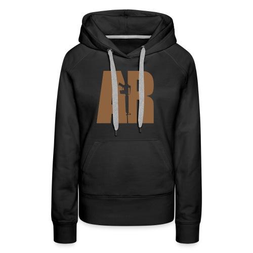AR15 BEIGE - Women's Premium Hoodie
