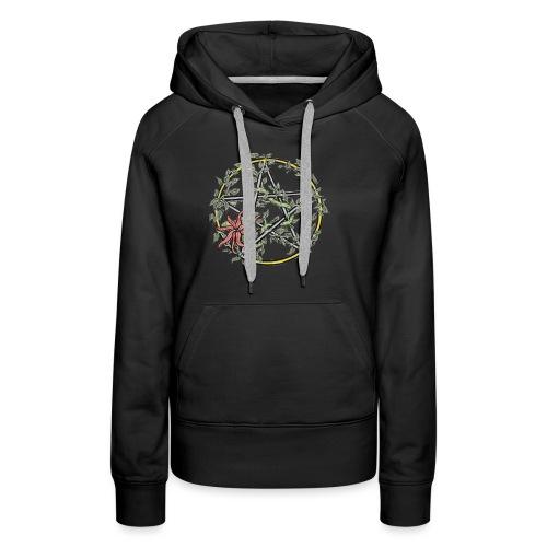 pentacle ivy - Women's Premium Hoodie