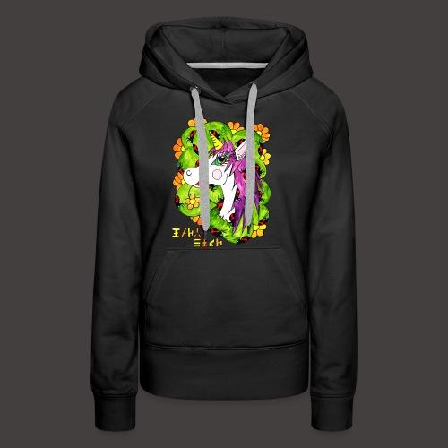LADY BIRD - Sweat-shirt à capuche Premium pour femmes