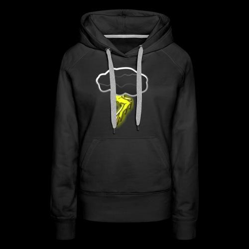 Blitzschlag - Frauen Premium Hoodie