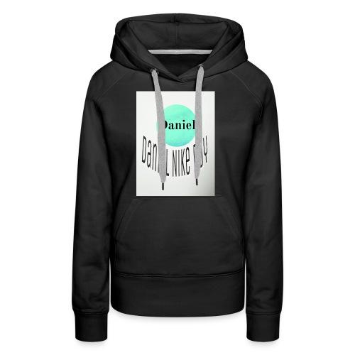 Mode mit Daniel - Frauen Premium Hoodie
