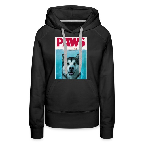 paws 2 - Women's Premium Hoodie