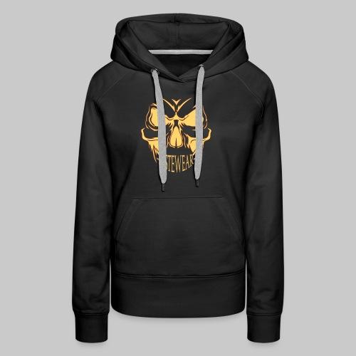 #Bestewear - Bad Punisher - Frauen Premium Hoodie