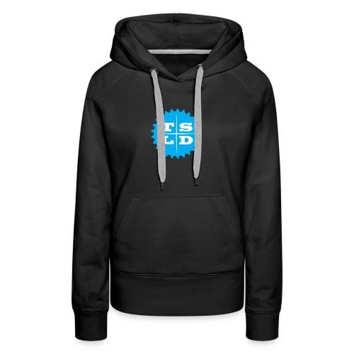 tsld-cog Front - Vrouwen Premium hoodie
