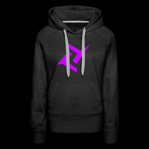 New logo png - Vrouwen Premium hoodie