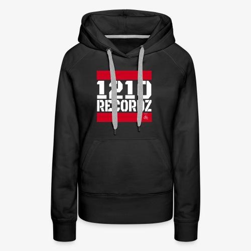 1210 Recordz Tank Top W - Frauen Premium Hoodie