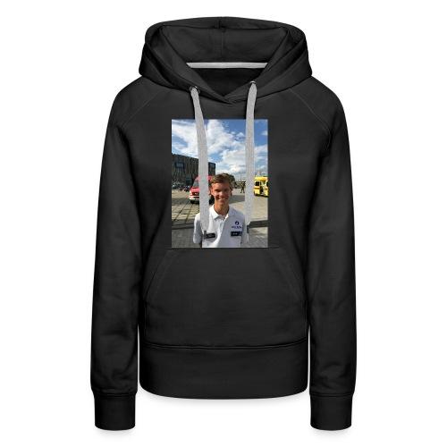Commissaris Alex Vereecken 1 - Vrouwen Premium hoodie