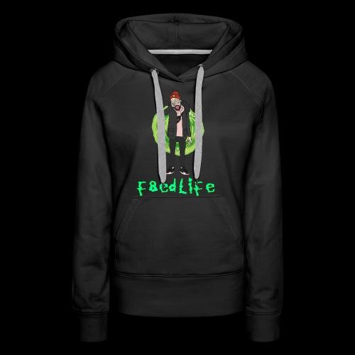 F8eD Life RM - Frauen Premium Hoodie