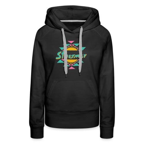 Stuermer Arizona Eistee Edition T-Shirt - Frauen Premium Hoodie