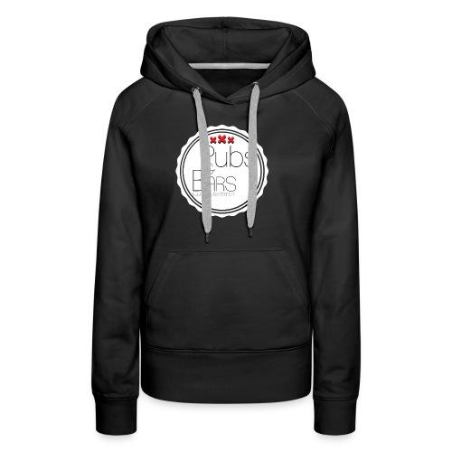 PubsnBars - Vrouwen Premium hoodie
