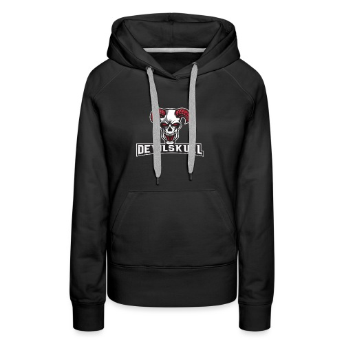Devilskull - Frauen Premium Hoodie