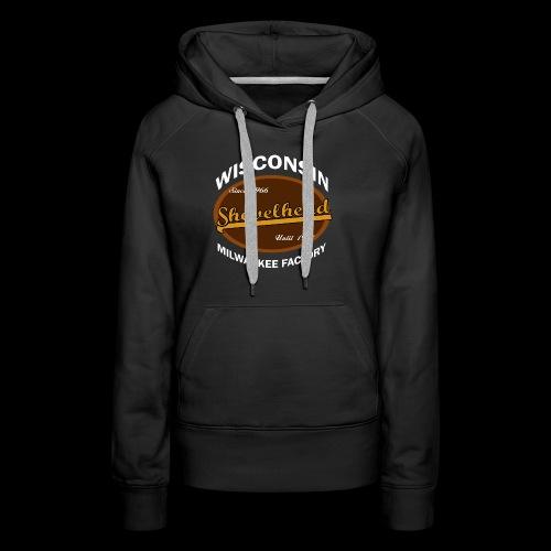 Milwaukee Shovelhead - Frauen Premium Hoodie