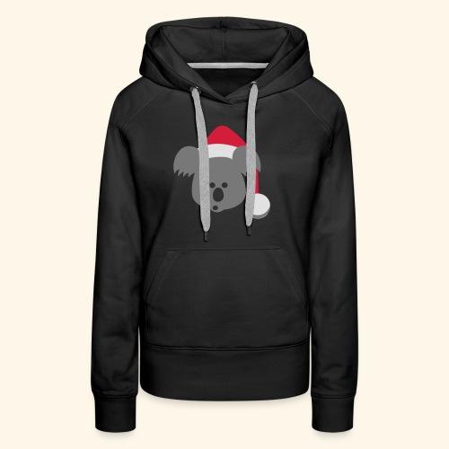 Koala Design Nikoalaus - Frauen Premium Hoodie