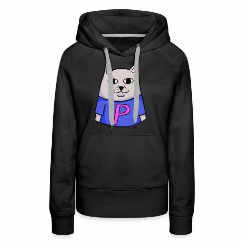 Pussykatze - Dame Premium hættetrøje