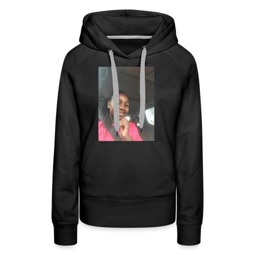 tee shirt personnalser par moi LeaFashonIndustri - Sweat-shirt à capuche Premium pour femmes