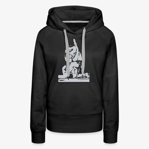 Armbar MMA - Frauen Premium Hoodie