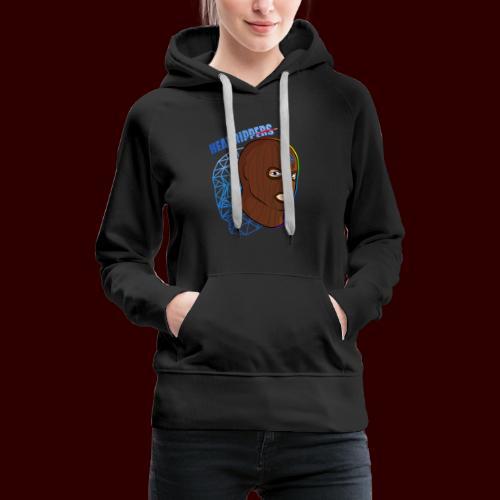 HeadRippers - Dame Premium hættetrøje