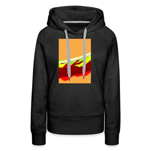 new003 jpg - Vrouwen Premium hoodie