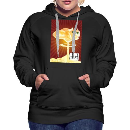 Atoompoes - Vrouwen Premium hoodie