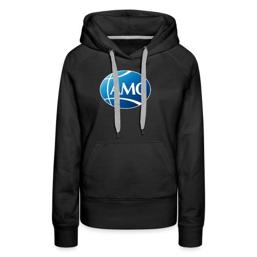 AMC Brand single - Frauen Premium Hoodie