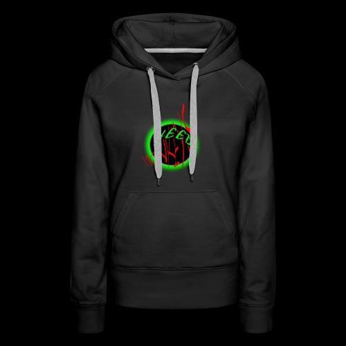Weed Monkeys Logo - Women's Premium Hoodie