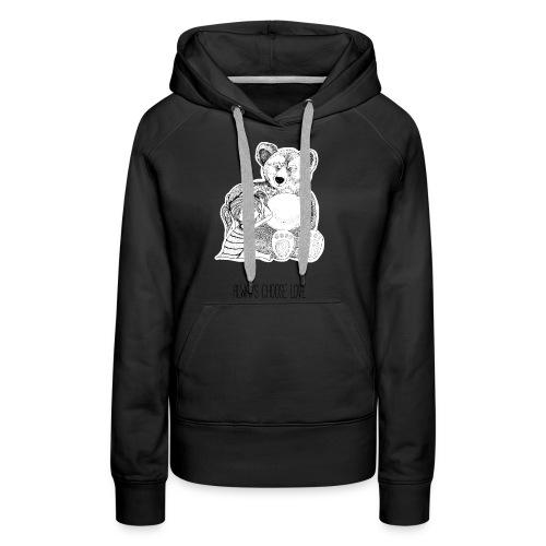 bärenliebe - Frauen Premium Hoodie