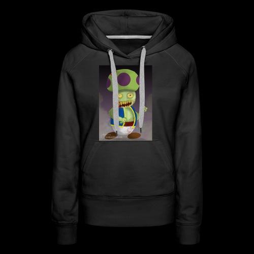 SuperMario: Zombie Toad - Vrouwen Premium hoodie