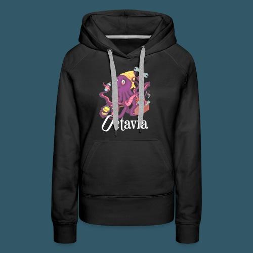 octavia-2 - Frauen Premium Hoodie