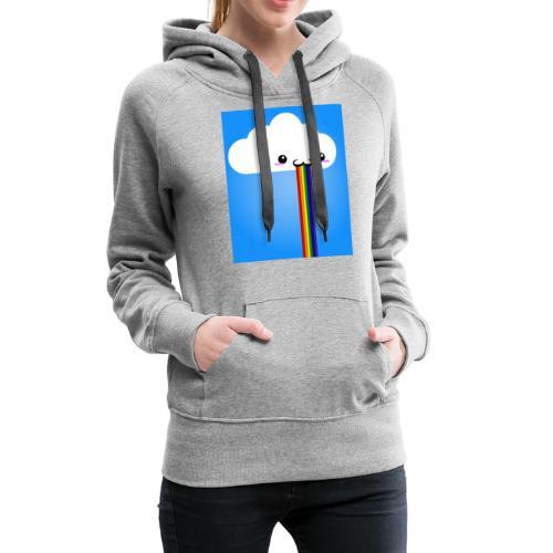 rainbow - Frauen Premium Hoodie