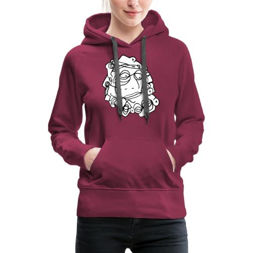 Kopfsalat - Frauen Premium Hoodie