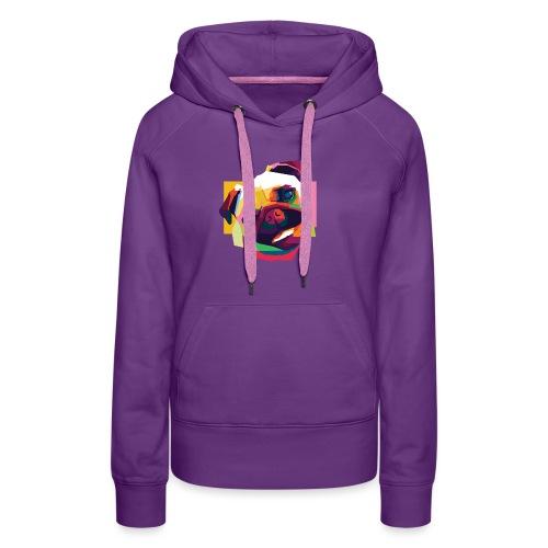 MOPS P3TSHIRT WPAP - Frauen Premium Hoodie