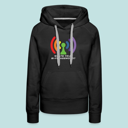 Bi-Fi - Women's Premium Hoodie