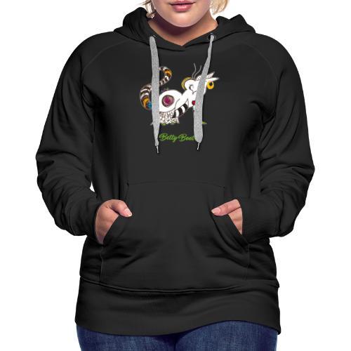 Betty Boot - Sweat-shirt à capuche Premium pour femmes